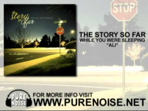 the-story-so-far-ali-pure-noise-records