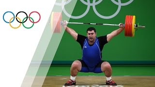 Rio Replay: Men's +105kg Weightlifting Final