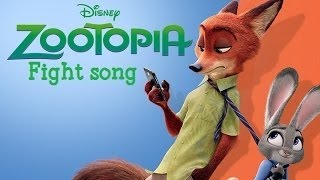 Zootopia Music Video: Fight Song by Rachel Platten