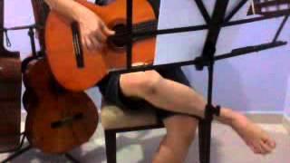 关怀方式吉他版 2012