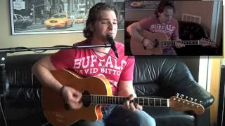 Kanye West - Paranoid [Cover by Brian Palay]