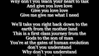 Take That - Love Love - lyrics
