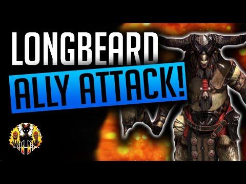 RAID: Shadow Legends | Longbeard Guide | Top Tier Arena, Fireknight & Clanboss