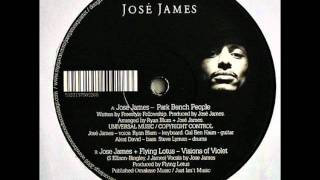 José James feat. Flying Lotus - Visions of Violet