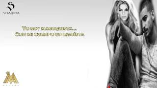 Shakira ft Maluma  - Chantaje Letra