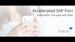How to create a TextArea field in a Stelo-generated Fiori app
