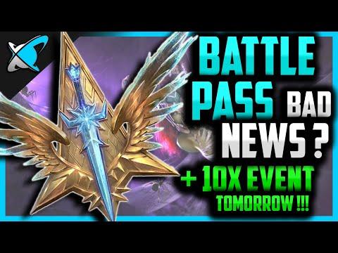 Battle Pass Season 2 ... BAD NEWS? | MORE SUMMON BAIT ? | RAID : Shadow Legends