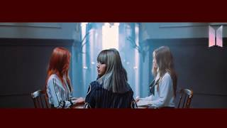 BTS/STEVE AOKI/BLACKPINK - MIC DROP's Whistle Teaser Mashup