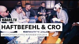 Haftbefehl & Cro: Gangster oder Hipster? // 2014 (16BARS.TV)