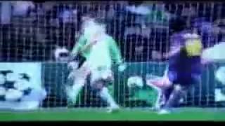 Lionel Messi's Rock-Coti Sorokin