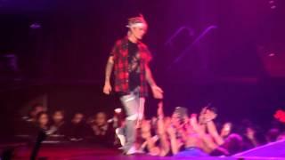 Justin Bieber - The Feeling LIVE #PurposeTourDenver