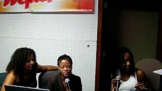 Company B Singing Live @ Wepa.Fm Studios