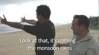 Monsoon hits India - The First Rains