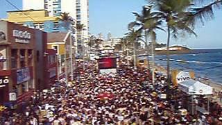 """Carnaval em Salvador 2008: Bloco Cerveja & Cia (Ivete Sangalo) - """"Poeira"""""""