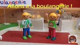 Allons à la boulangerie ! - Film Playmobil