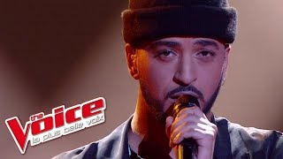 The Voice 2016 | Slimane - Back to Black (Amy Winehouse) | Prime 1