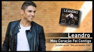 11 - Leandro - Meu Coração Foi Contigo
