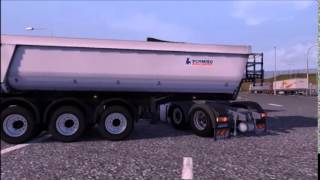 Euro Truck Simulator 2 - G27 - GamePlay - cavalin de pau