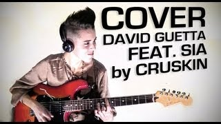 David Guetta ft. Sia - She Wolf (Rock Version) CRUSKIN Cover