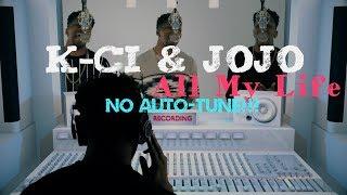 All My Life (Auto-Tune Vs No Auto-Tune)