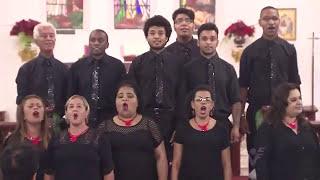 Broadway Voices festival de coros igreja anglicana
