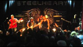 Steelheart - Immigrant Song | Live @ Nasa 08.06.11
