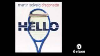 "Martin Solveig & Dragonette  ""Hello"" [Soundtrack Spot Vodafone 2011]"