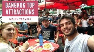 EXPLORING BANGKOK TOURISM ATTRACTIONS | THAILAND ADVENTURES