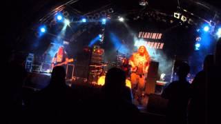 VLADIMIR HARKONNEN - LIVE IN HAMBURG MARKTHALLE