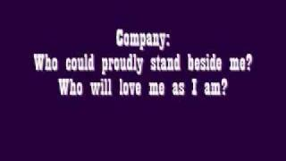 Who Will Love Me As I Am? (Lyrics)