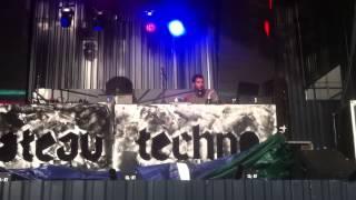 Pleasurekraft & Belocca - Murdered Out @ Dance Valley 2012