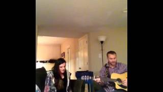 Distance - Christina Perri ft. Jason Mraz (Cover)