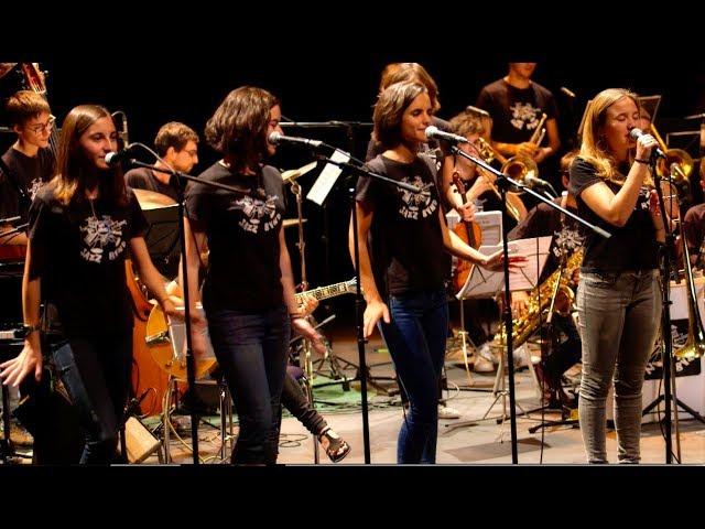 Video de Joan Chamorro con la Sant Andreu Jazz Band versionando ''Unchain my heart''.