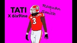 "Roquan Smith ||""TATI""|| Highlights 2016-17 (HD)"