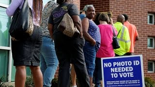 Supreme Court Rejects Bid To Restore Voting Restrictions in NC
