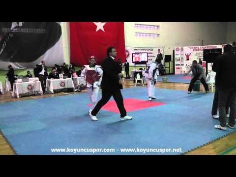 67kg Semifinal_Menekse Celik -Tugba Torlak