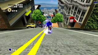 Quick Plays: Sonic Adventure 2 - City Escape
