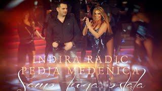 Indira Radic i Pedja Medenica  - Samo tuga ostala (AUDIO 2014)