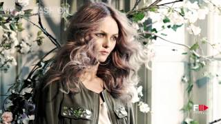 """H&M CONSCIOUS COLLECTION"" Featuring Vanessa Paradis 2013 by FashionChannel"