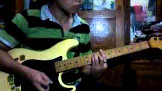 Kolohe Kai - Ehu Girl (Guitar Cover)