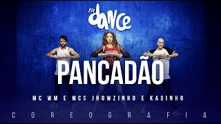 Pancadão - MC WM e MCs Jhowzinho e Kadinho   FitDance TV (Coreografia) Dance Video