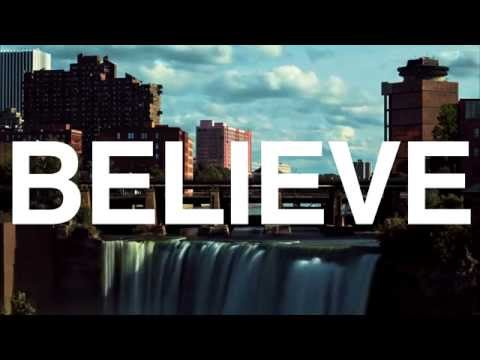 The trailer for BELIEVE - a short documentary which chronicles a first-of-its-kind public art mural project in Rochester, NY in July 2011.  The full documentary is at the end of this exhibit.