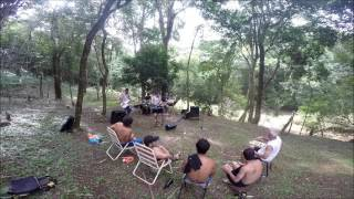 """glamour tropical natiruts cover """"the chacra band"""""""