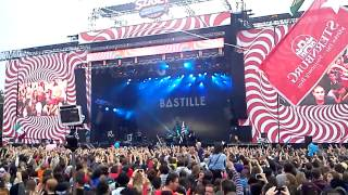 Bastille - No Angels Live @ Sziget 14/08