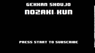 Gekkan Shoujo Nozaki-kun Opening -  Kimi ja Nakya Dame Mitai 8-bit NES and 16-bit SNES Remix