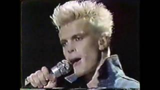 "Solid Gold (Season 2 / 1981) Billy Idol - ""Mony, Mony"""