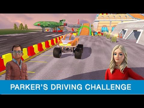Parker's Driving Challenge Review (Prezentare joc pe UMi Super/ Joc Android)