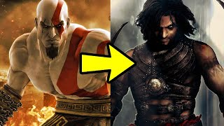 9 Famous Video Games That Are Actually Responses To Other Games