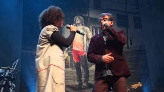 Foi Amor - Nenhum de Nós + Roberta Campos Teatro do Bourbon Country 24/07/15