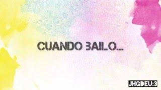 Soy Luna - Cuando bailo /Letra